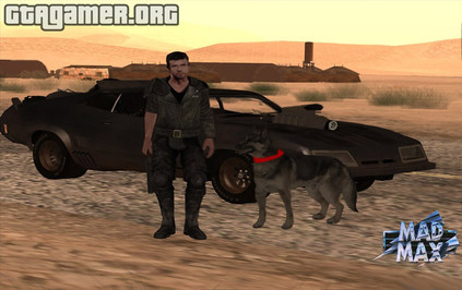 GTA Mad Max The Road Warrior