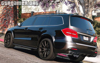 Mercedes-Benz GLS 63 AMG 2015 [Add-On / Replace | Animated] для GTA 5