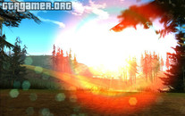 Soul Taking Lensflare для GTA San Andreas