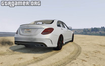 2016 Mercedes-Benz C63 AMG [HQ | Replace] для GTA 5