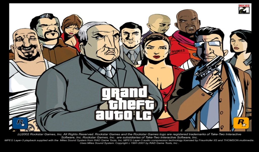 GTA: Liberty City Beta 3.3