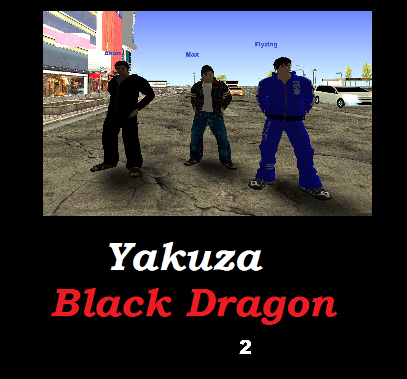 Yakuza Black Dragon 2