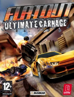Аудио из FlatOut: Ultimate Carnage