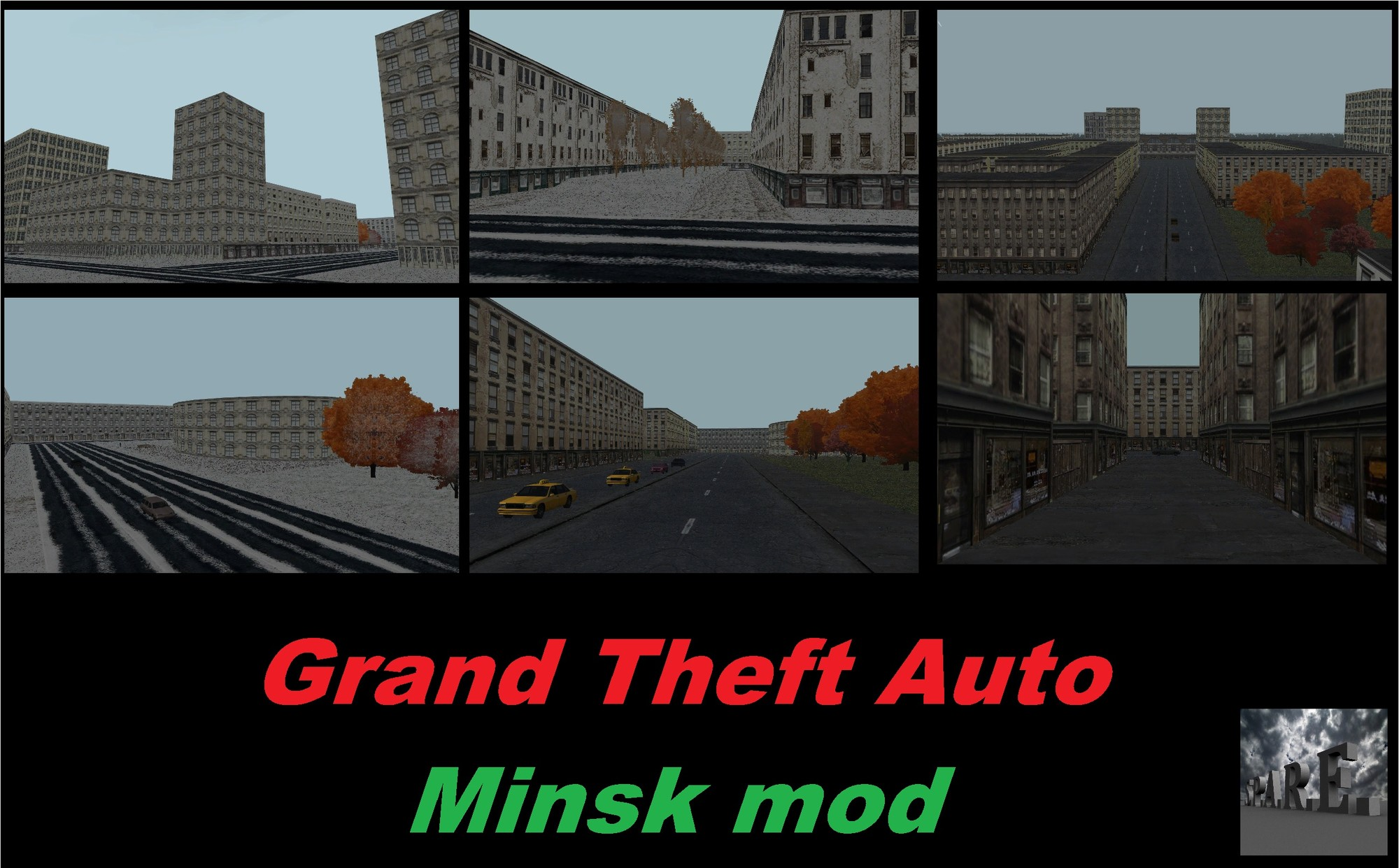 GTA minsk remake