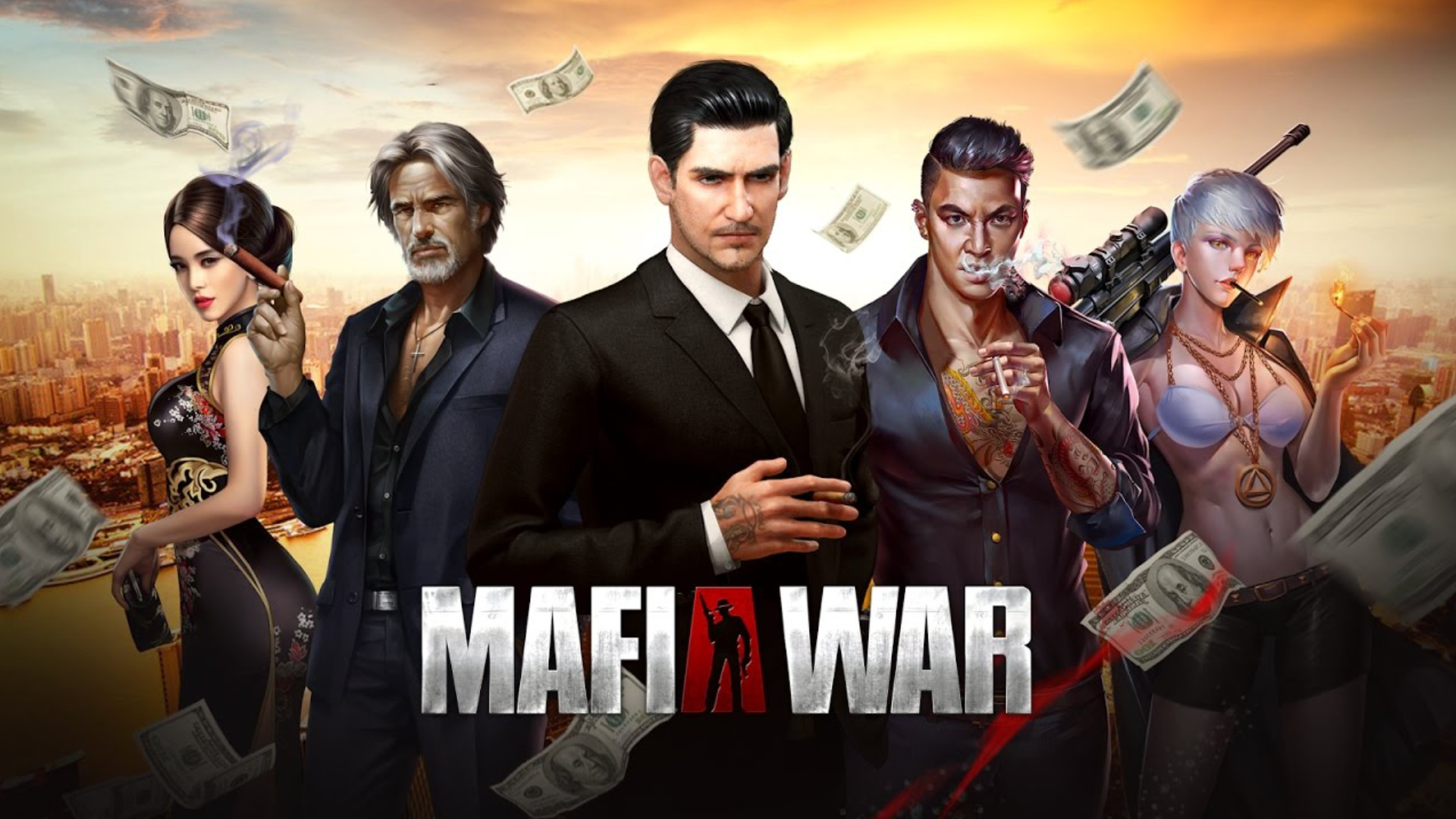 Mafia War Games
