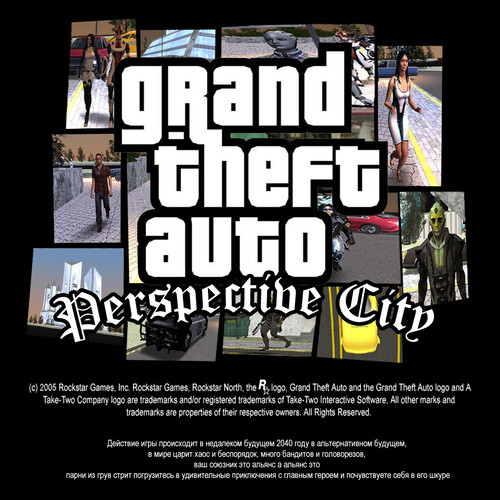 GTA Perspective City Full Edition Scenario