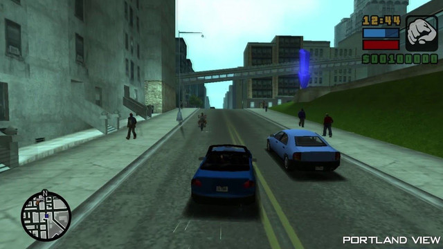 GTA Re: Liberty City Stories (Re: LCS)