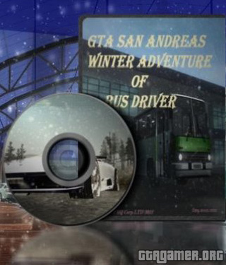 San Andreas Winter Adventure Of Bus Driver